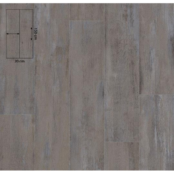 Линолеум Forbo Eternal Wood 13122 grey painted wood