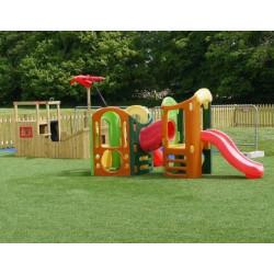 Искусственная трава для детской площадки недорого
